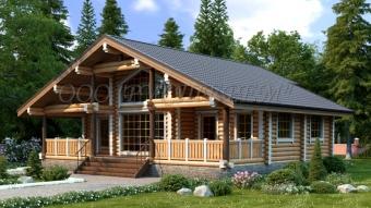 Проект дома № 7728