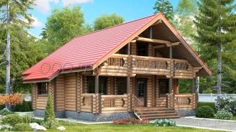 Проект дома №7825
