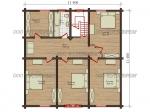 Проект дома №7826