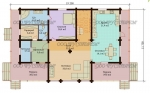 Проект дома 7831