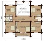 Проект дома 7832