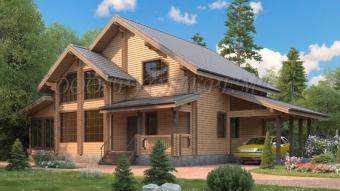 Проект дома 7833