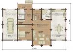 Проект дома 7834