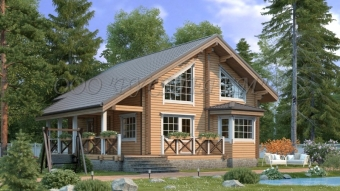 Проект дома 7838