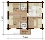 Проект дома 7849