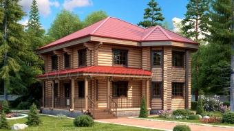 Проект дома №7889