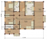 Проект дома №7912