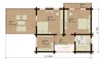 Проект дома 7843